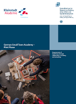 Cover: German Small Town Academy – Pilot Phase
