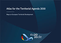 Cover: Atlas for the Territorial Agenda 2030