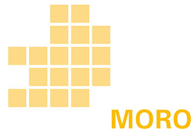 Logo Demonstration Projects of Spatial Planning (MORO)